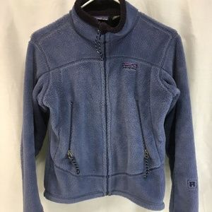 Patagonia R Fleece Coat Jacket